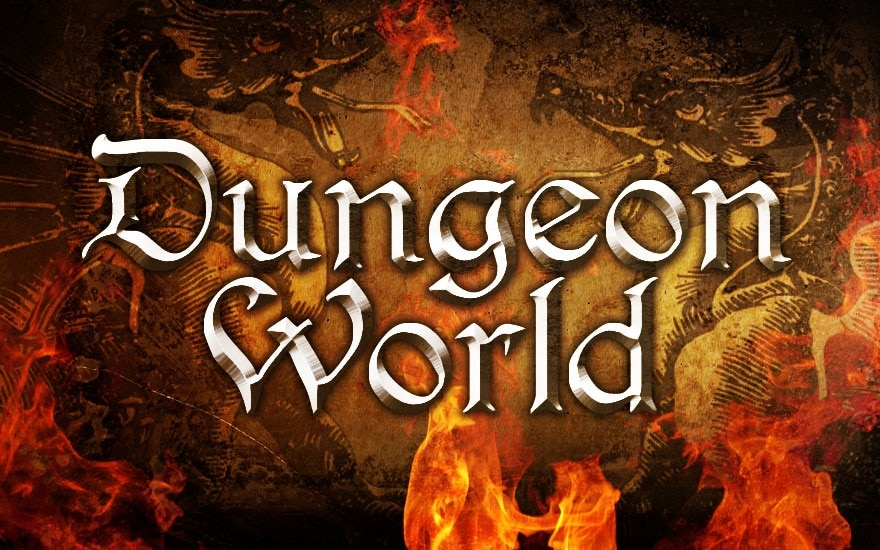 Dungeon World titel