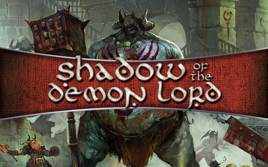 Shadow of the Demon Lord