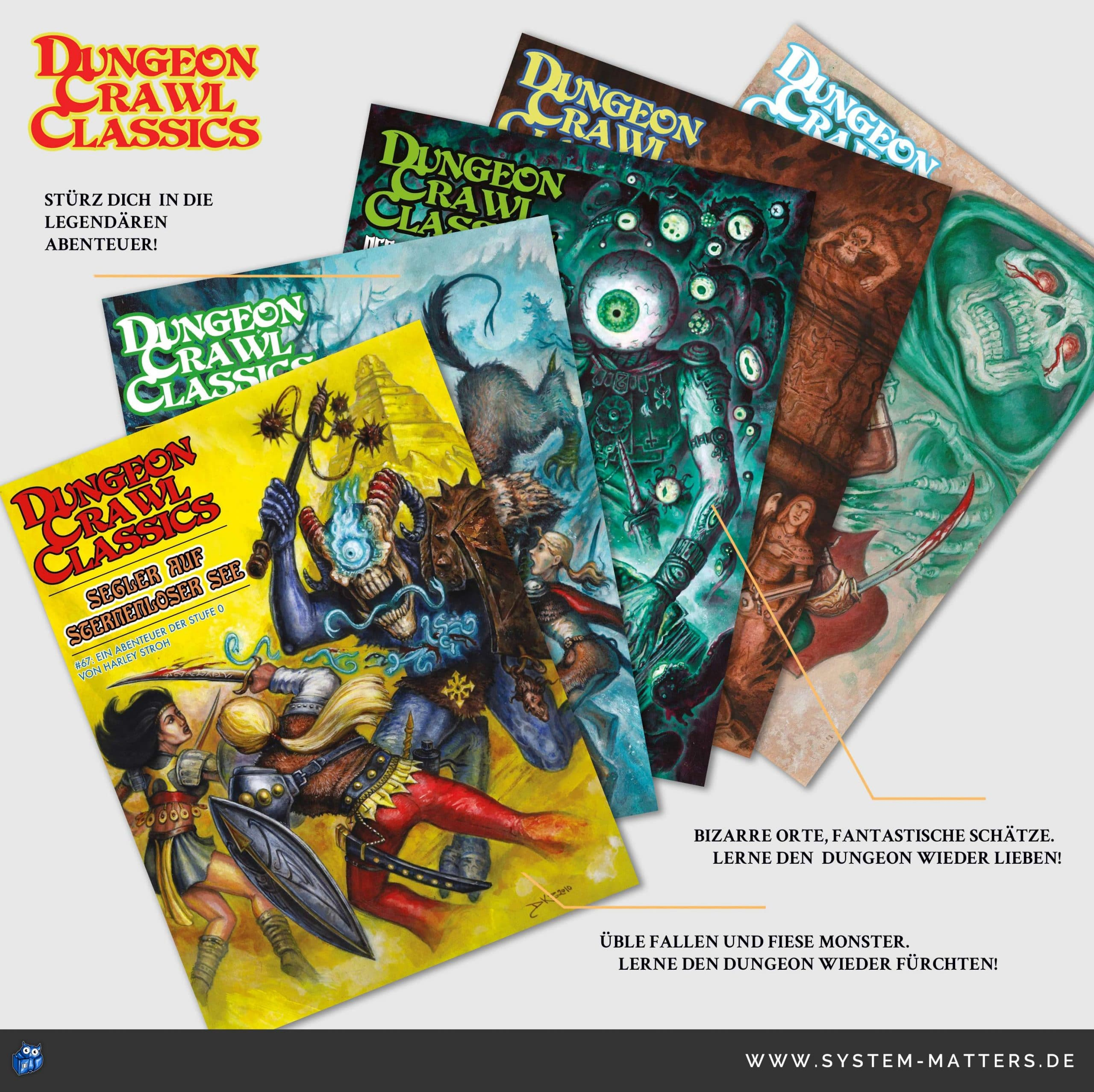 DCC Abenteuer